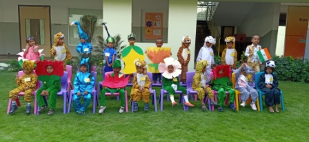FANCY DRESS COMPETITION 2019