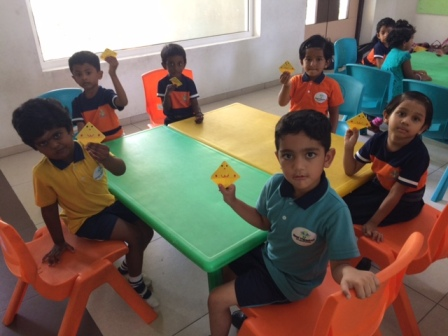 KG CHILDREN ACTIVITIES 1