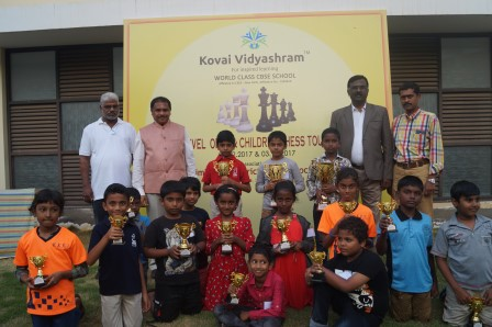 STATE LEVEL OPEN & CHILDREN CHESS TOURNAMENT