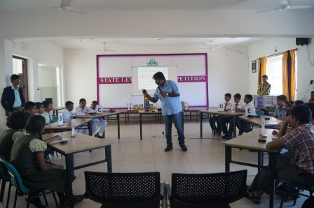STATE LEVEL QUIZ COMPETITION 2