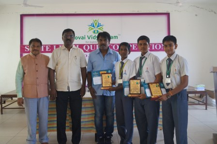 STATE LEVEL QUIZ COMPETITION 3